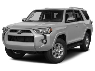 Certified Pre-Owned 2015 Toyota 4Runner SR5 Premium SUV Redding, CA