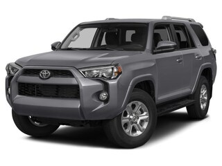 Used 2015 Toyota 4Runner SR5 Premium w/ Navigation SUV in Portsmouth, NH