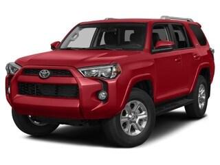 Used 2015 Toyota 4Runner SR5 Premium w/ Navigation SUV in Portsmouth, NH