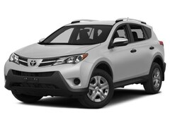 used toyota 2015 Toyota RAV4 XLE SUV 2T3RFREV8FW407468 massillon