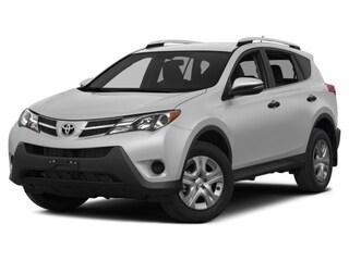Used 2015 Toyota RAV4 XLE Sport Utility for sale near you in Auburn, MA