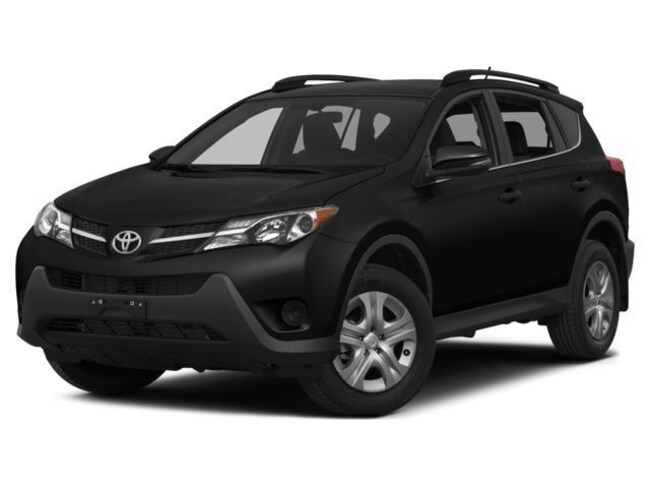 Used 2015 Toyota RAV4 XLE SUV Silver Spring, MD