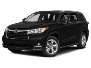 Used 2015 Toyota Highlander XLE AWD 4dr V6  Natl SUV for sale in Fort Myers, FL