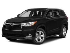 2015 Toyota Highlander Limited AWD  V6 Limited