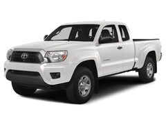 Bargain Used 2015 Toyota Tacoma Truck Access Cab under $15,000 for Sale in Ithaca, NY
