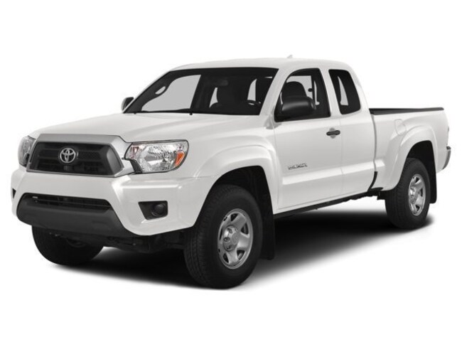 2015 Toyota Tacoma 4x4 Extended Cab Pickup