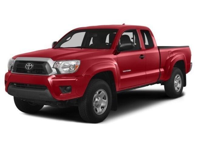 2015 Toyota Tacoma Access Cab I4 5MT 4WD Truck Access Cab