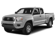 2015 Toyota Tacoma 4WD Access Cab I4 AT Truck