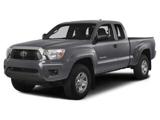 2015 Toyota Tacoma 4x4 V6 Truck Access Cab