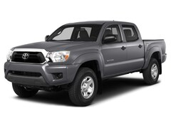 2015 Toyota Tacoma Base (A4) Truck Double Cab