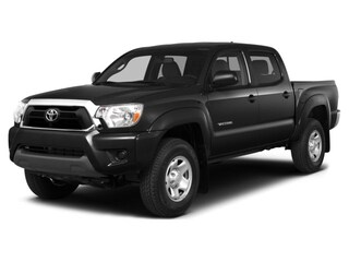 Used 2015 Toyota Tacoma 2WD Double CAB I4 AT 4x2 Base  Double Cab 5.0 ft SB 4A in Phoenix, AZ