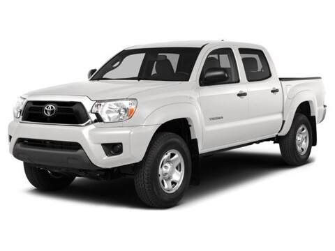 2015 Toyota Tacoma Prerunner 2WD Double Cab V6 AT  Natl Truck Double Cab