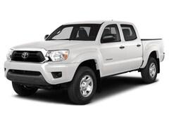 2015 Toyota Tacoma PreRunner V6 Truck Double Cab