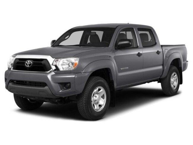 Certified 2015 Toyota Tacoma PreRunner V6 Truck Double Cab Rome, GA