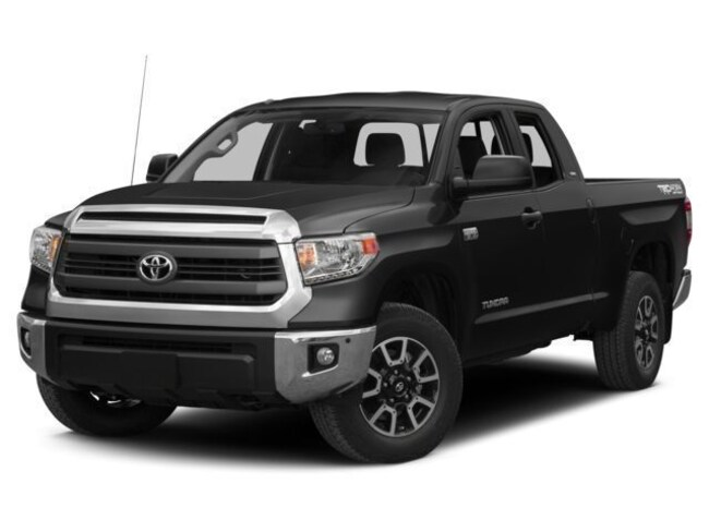2015 Toyota Tundra TRD Pro 5.7L V8 w/FFV Truck Double Cab for sale in Sanford, NC at US 1 Chrysler Dodge Jeep