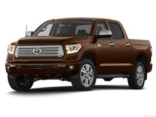 Used 2015 Toyota Tundra Platinum 5.7L V8 w/FFV Truck CrewMax in Phoenix, AZ
