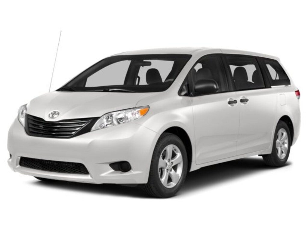 2015 Toyota Sienna For Sale >> Used 2015 Toyota Sienna For Sale At Honda Superstore Of Joliet Vin