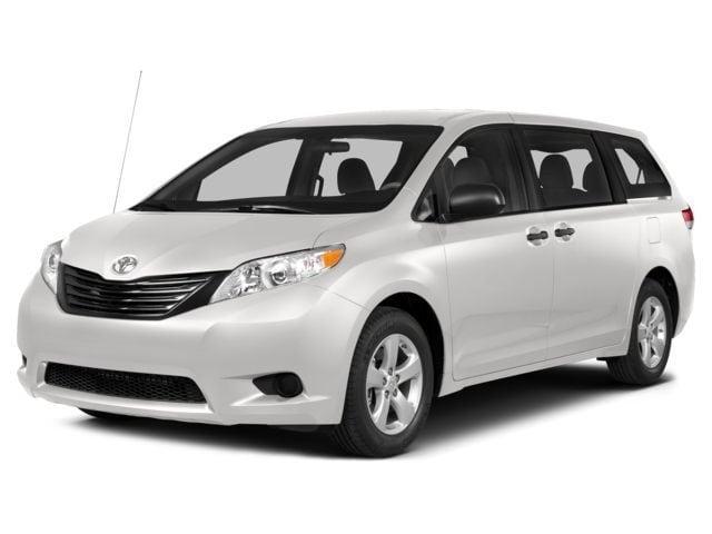 2015 Toyota Sienna LE Minivan/Van