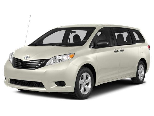 2015 Toyota Sienna XLE 8-Passenger Mini-Van