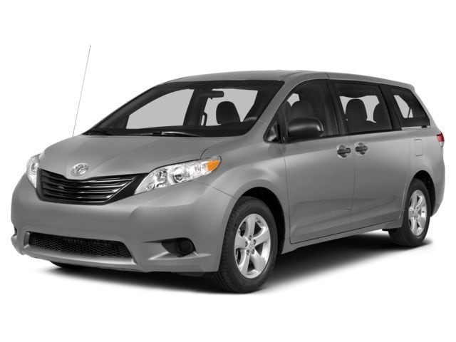 2015 Toyota Sienna XLE 8-Passenger Van