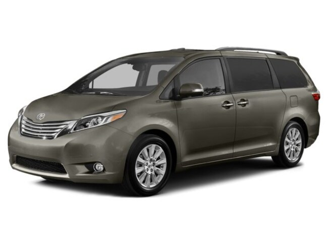 Used 2015 Toyota Sienna LE 5dr 7-Pass Van  FWD Mobility Natl for sale in Fort Myers, FL