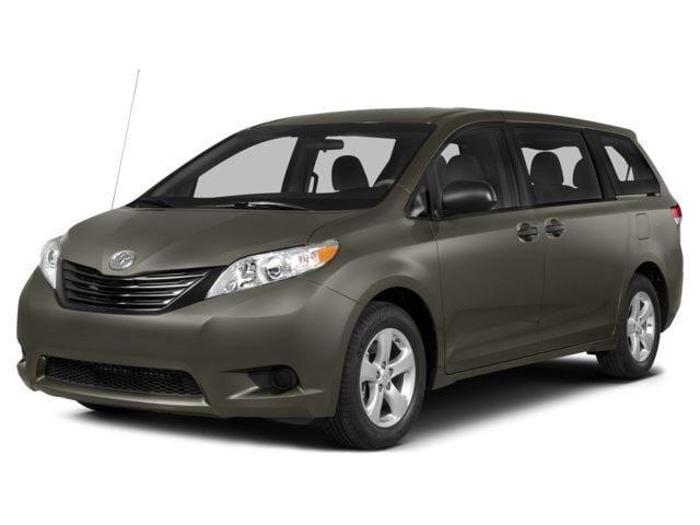 2015 Toyota Sienna Van