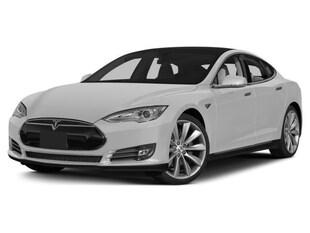 2015 Tesla Model S 70D Sedan