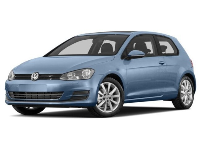 2015 Volkswagen Golf Launch Edition 2-Door (M5) Hatchback
