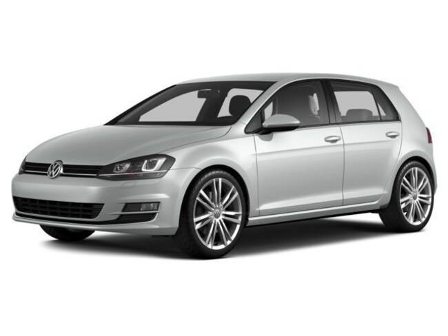 2015 Volkswagen Golf Hatchback