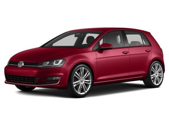 2015 Volkswagen Golf 2.0L TDI S 4-Door Hatchback