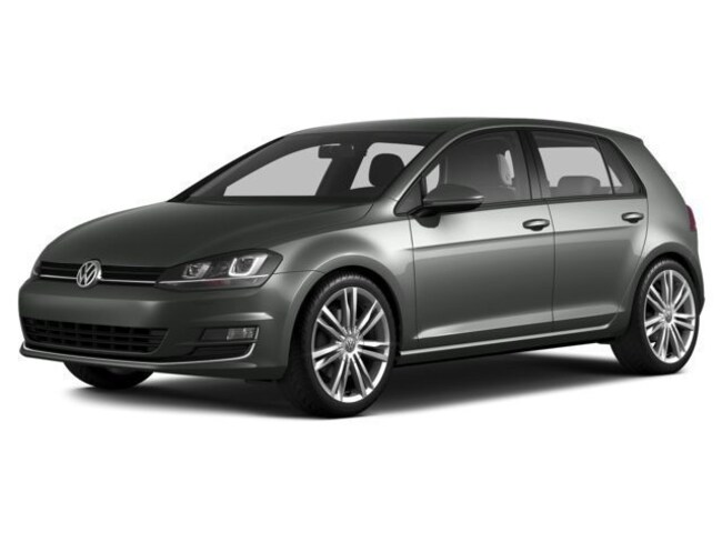 2015 Volkswagen Golf TDI Hatchback