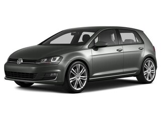 2015 Volkswagen Golf TDI SE 4-Door Hatchback
