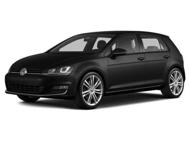 2015 Volkswagen Golf TDI SEL Hatchback