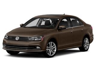 2015 Volkswagen Jetta 2.0L S w/Technology Sedan
