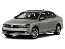 2015 Volkswagen Jetta 1.8T SE w/PZEV Sedan