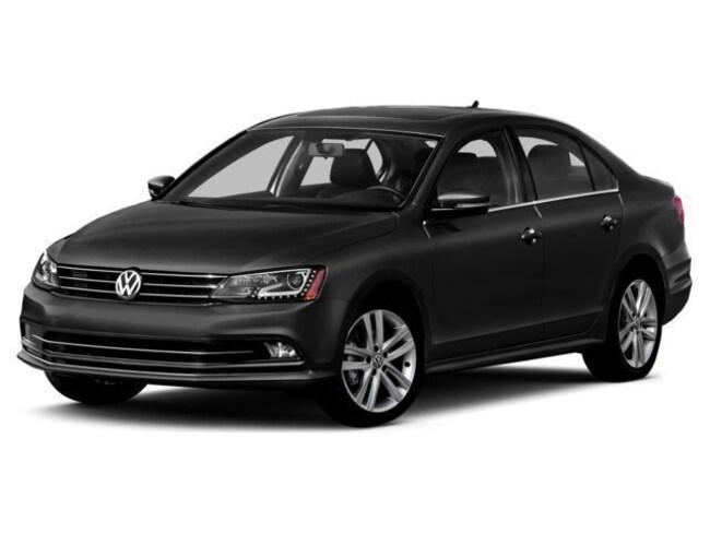 Used  2015 Volkswagen Jetta 1.8T SE Sedan in Greenville