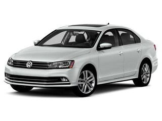 2015 Volkswagen Jetta 1.8T SE w/Connectivity Sedan