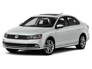 Certified 2015 Volkswagen Jetta 1.8T SE w/Connectivity Sedan in Houston