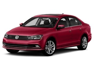 Certified Pre-Owned 2015 Volkswagen Jetta 1.8T SE w/Connectivity SE  Sedan 6A w/Connectivity for sale in Bristol TN, near Johnson City