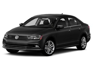2015 Volkswagen Jetta 1.8T SE w/Connectivity/PZEV Sedan