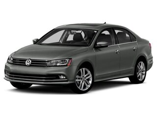 Certified 2015 Volkswagen Jetta 1.8T SE w/Connectivity/Navigation/PZEV Sedan in Houston