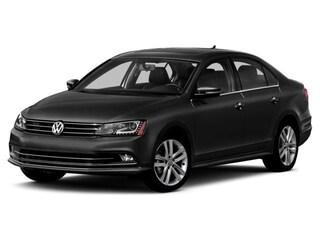 2015 Volkswagen Jetta 1.8T SEL Sedan