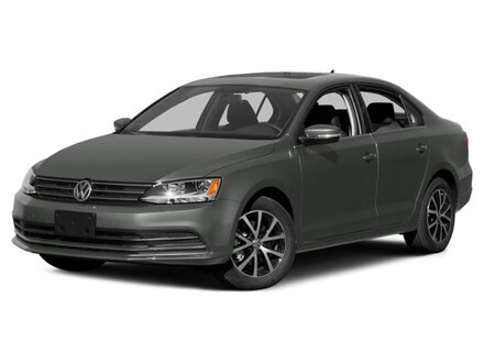 2015 Volkswagen Jetta Sedan 2.0L Base Man 2.0L Base