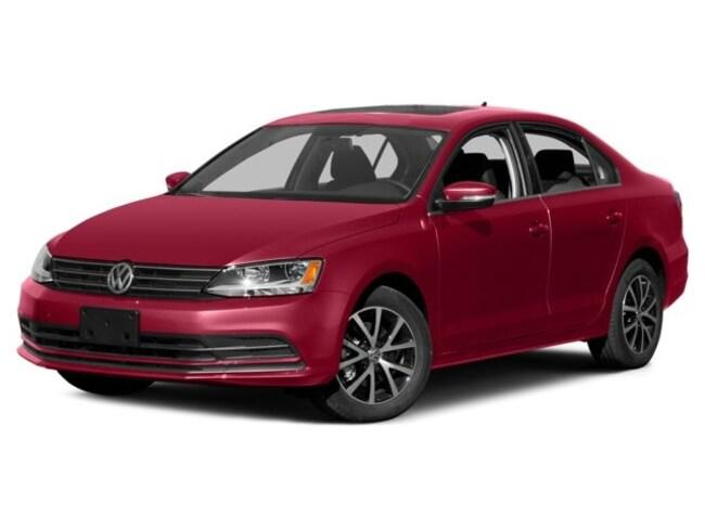 2015 Volkswagen Jetta 2.0L Sedan
