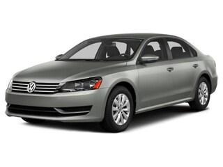 used 2015 Volkswagen Passat 1.8T Sedan for sale near Bluffton