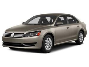 2015 Volkswagen Passat 1.8T
