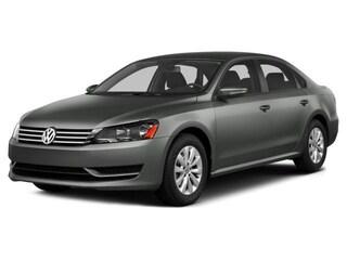 2015 Volkswagen Passat 1.8T Sedan