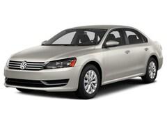 2015 Volkswagen Passat Limited Edition Sedan