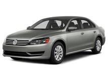 2015 Volkswagen Passat 1.8T Wolfsburg Ed Sedan