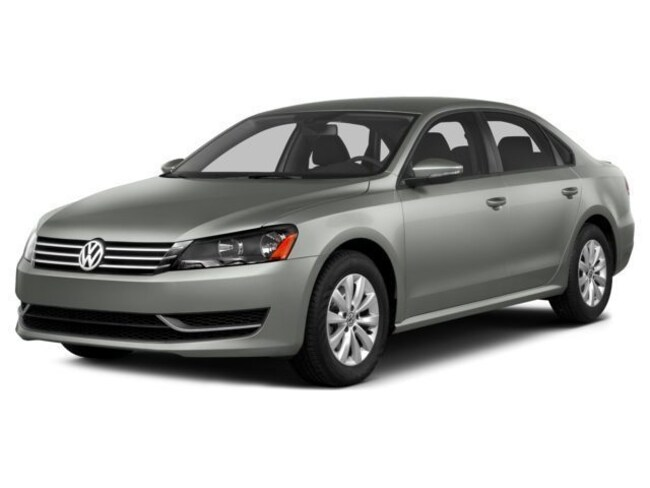 Used 2015 Volkswagen Passat 1.8T Sedan for sale in Cincinnati OH